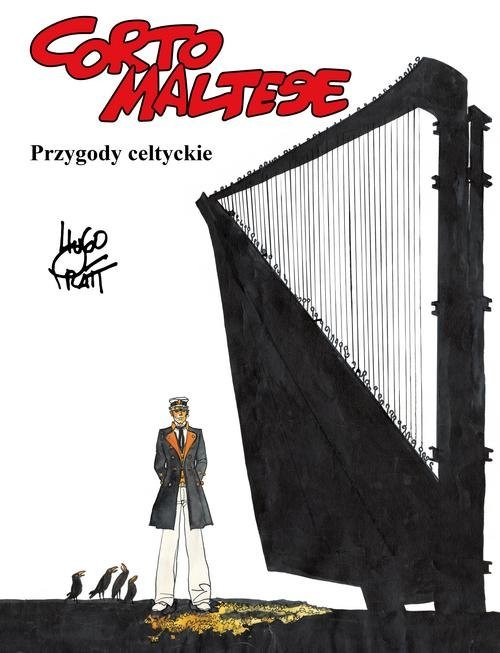 okładka Corto Maltese Tom 4 Przygody celtyckie, Książka | Hugo Pratt