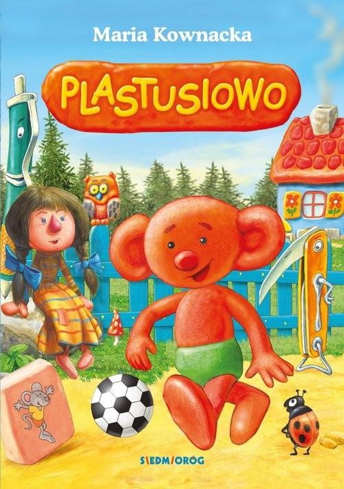 okładka Plastusiowo, Książka | Kownacka Maria