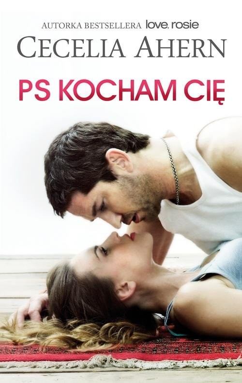 okładka PS Kocham Cię, Książka | Ahern Cecelia