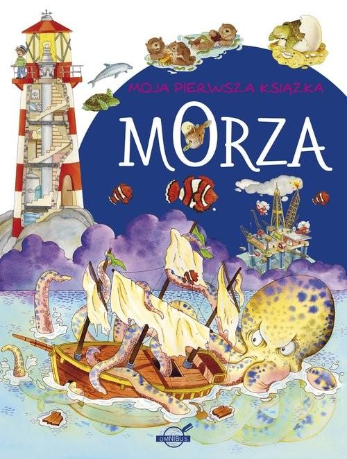 okładka Moja pierwsza książka Morzaksiążka |  | Praca Zbiorowa