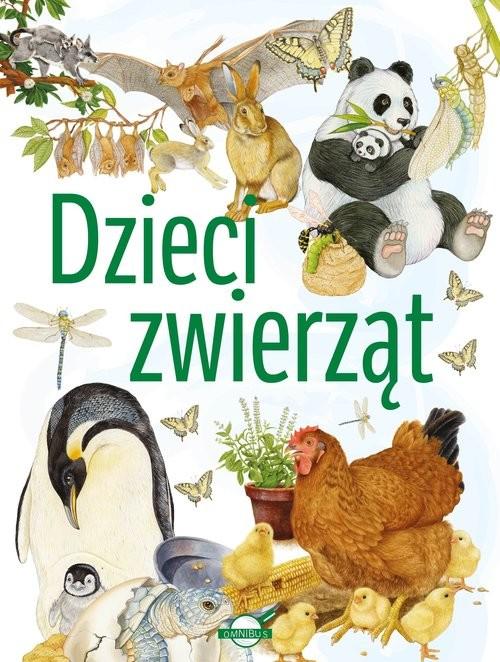 okładka Dzieci zwierząt, Książka |