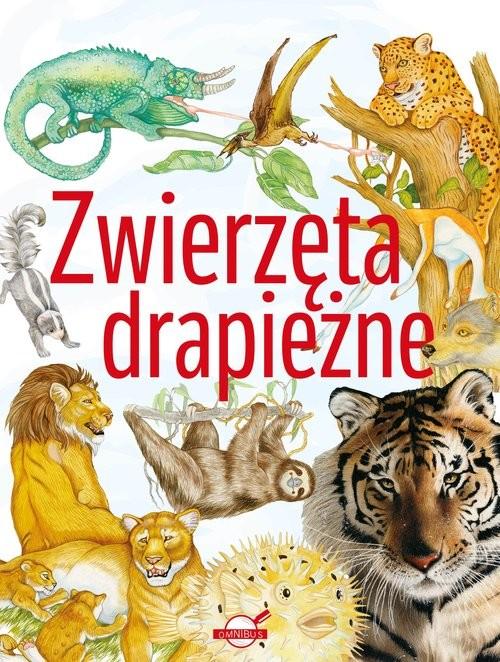 okładka Zwierzęta drapieżne, Książka |