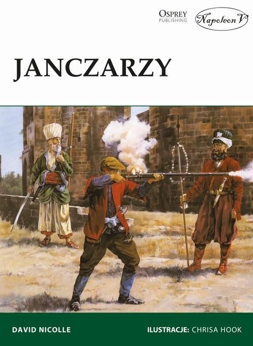 okładka Janczarzy, Książka | Nicolle Davide