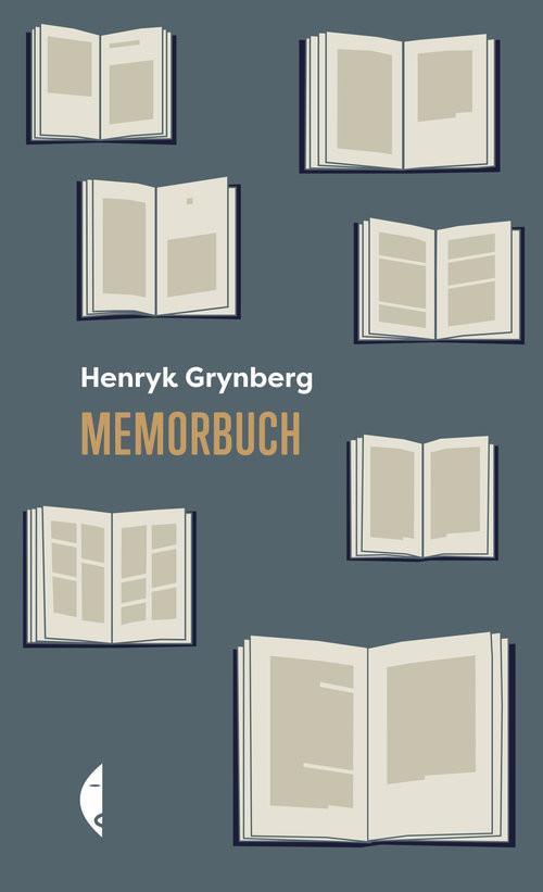 okładka Memorbuch, Książka   Henryk Grynberg