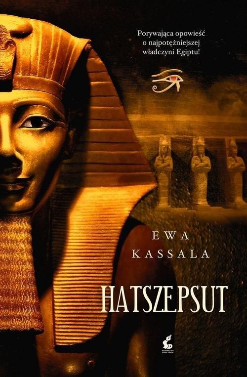 okładka Hatszepsut, Książka | Kassala Ewa