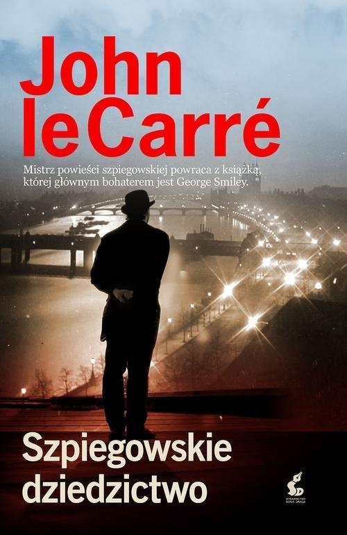 okładka Szpiegowskie dziedzictwo, Książka | Carre John le
