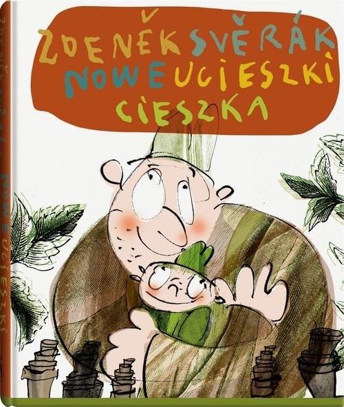 okładka Nowe ucieszki Cieszka, Książka | Swerak Zdenek