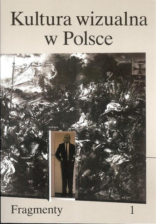 okładka Kultura wizualna w Polsce, Książka | Praca Zbiorowa