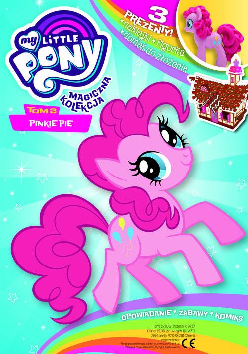okładka My Little Pony - Magiczna kolekcjaksiążka |  | Praca Zbiorowa