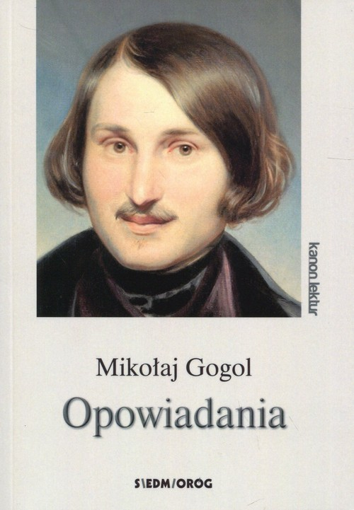 okładka Opowiadania, Książka   Gogol Mikołaj