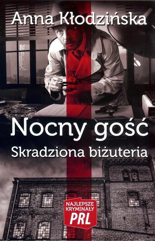 okładka Nocny gość Skradziona biżuteria, Książka | Kłodzińska Anna