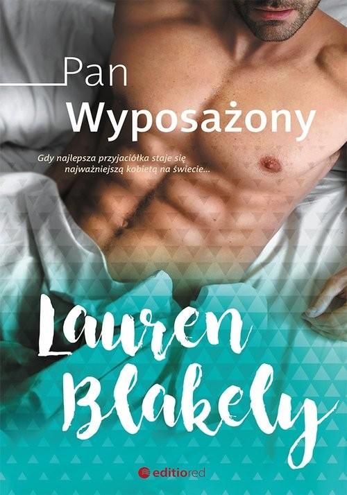 okładka Pan Wyposażony, Książka | Blakely Lauren