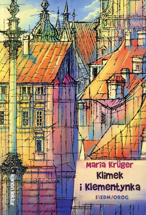 okładka Klimek i Klementynka, Książka | Kruger Maria