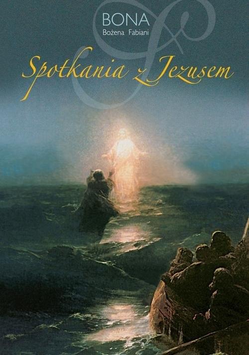okładka Spotkania z Jezusem, Książka | Fabiani Bożena