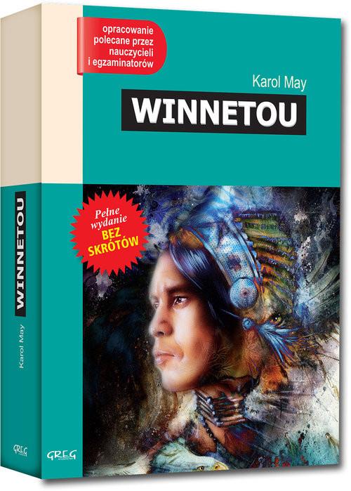 okładka Winnetou, Książka | May Karol