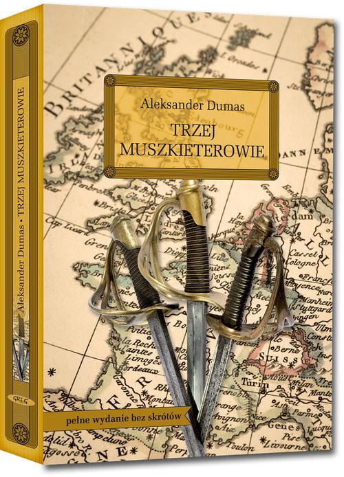 okładka Trzej muszkieterowie, Książka | Aleksander  Dumas