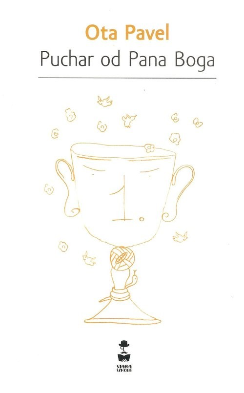 okładka Puchar od Pana Boga, Książka | Ota Pavel