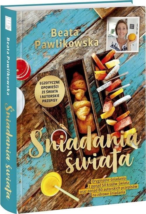 okładka Śniadania świata, Książka | Beata Pawlikowska