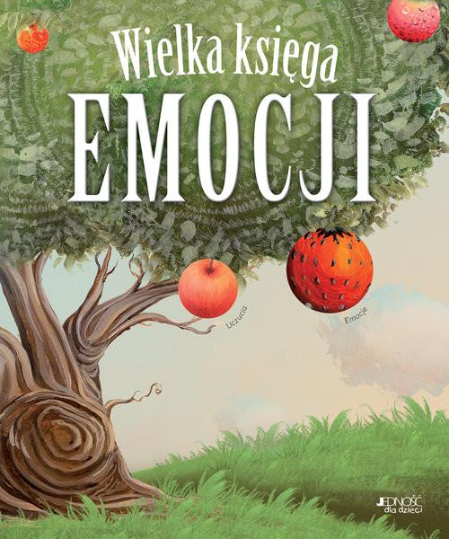 okładka Wielka księga emocji, Książka | Pujol i Pons Rafael Bisquerra Alzina; Esteve