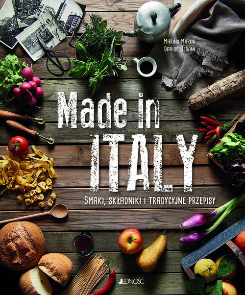okładka Made in Italy, Książka | Marini Marino, Oldani Davide