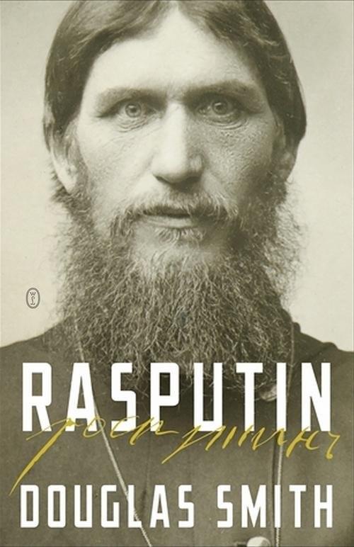 okładka Rasputin, Książka | Smith Douglas