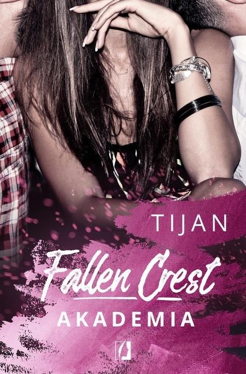 okładka Fallen Crest Tom 1 Akademia, Książka | Meyer Tijan