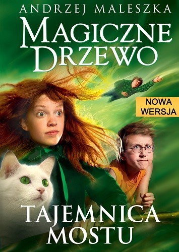 okładka Magiczne drzewo. Tajemnica mostu, Książka | Andrzej Maleszka