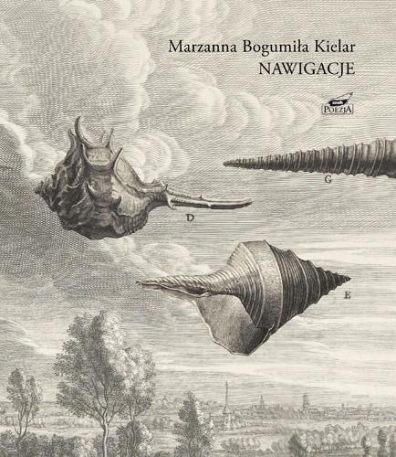okładka Nawigacje, Książka   Bogumiła Kielar Marzanna