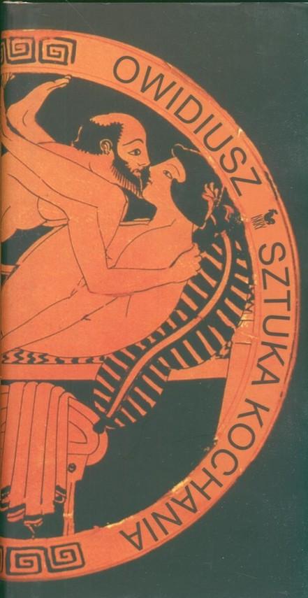 okładka Sztuka kochania, Książka | Owidiusz