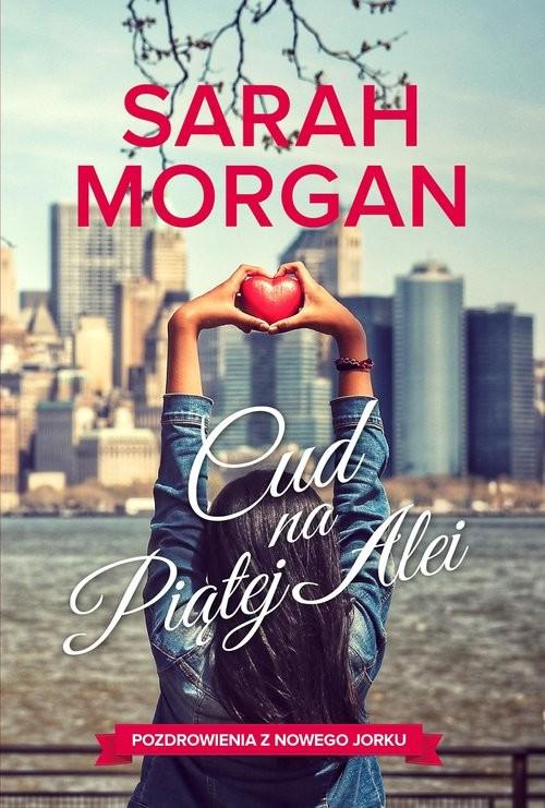okładka Cud na Piątej Alei, Książka   Sarah Morgan