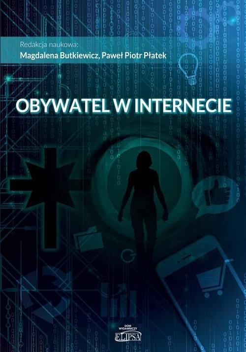 okładka Obywatel w internecie, Książka |