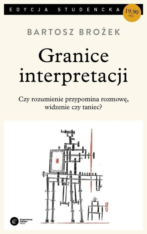 okładka Granice interpretacji, Książka | Brożek Bartosz