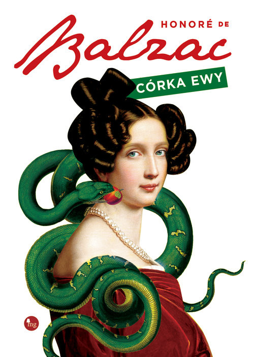 okładka Córka Ewy, Książka   Balzac Honoré