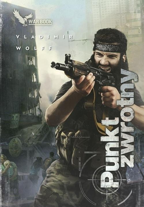 okładka Armagedon 4 Punkt zwrotny, Książka | Vladimir Wolff