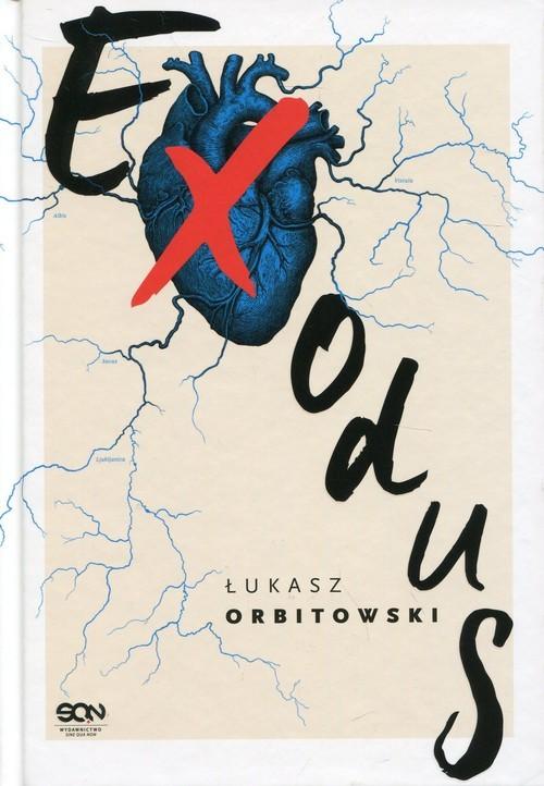 okładka Exodus, Książka | Orbitowski Łukasz