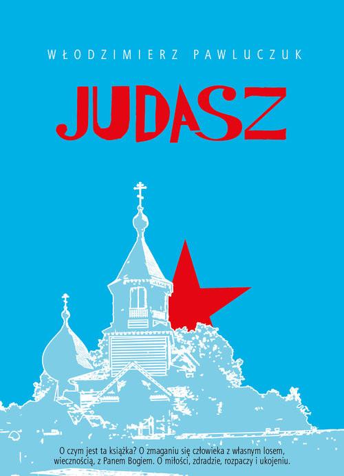 okładka Judasz, Książka | Pawluczuk Włodzimierz
