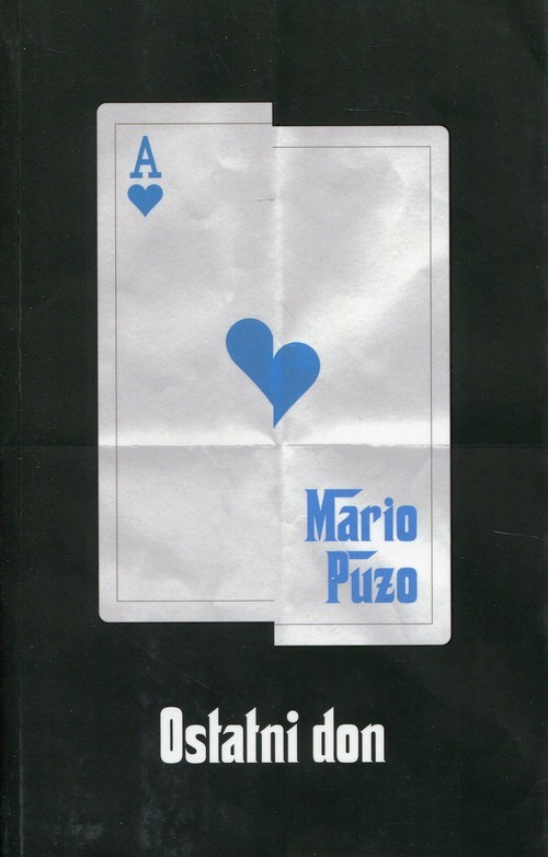 okładka Ostatni Donksiążka |  | Puzo Mario