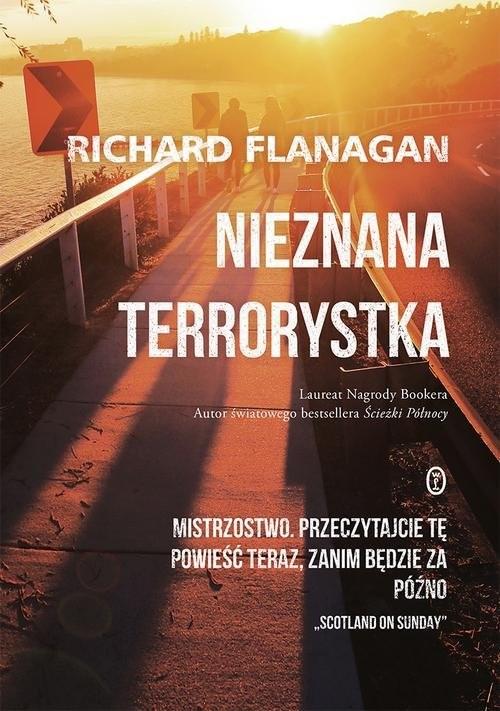 okładka Nieznana terrorystka, Książka | Flanagan Richard