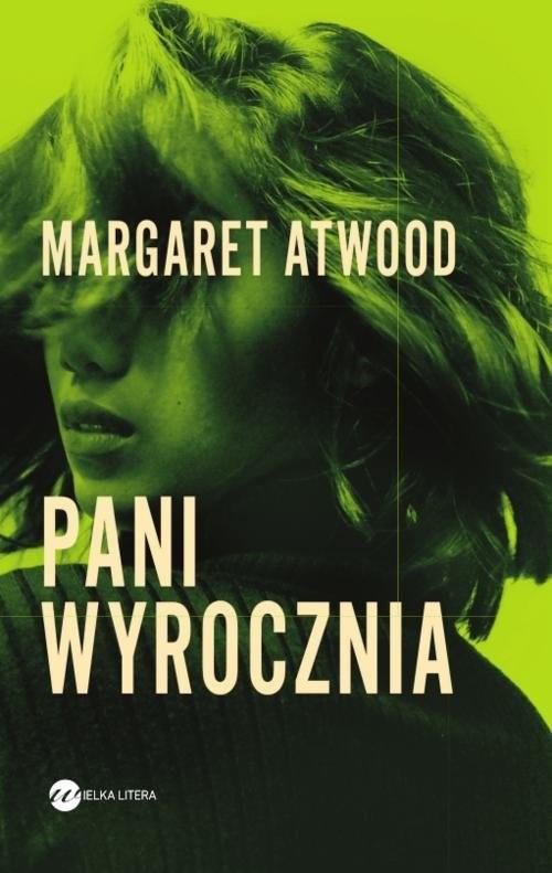 okładka Pani Wyrocznia, Książka | Margaret Atwood