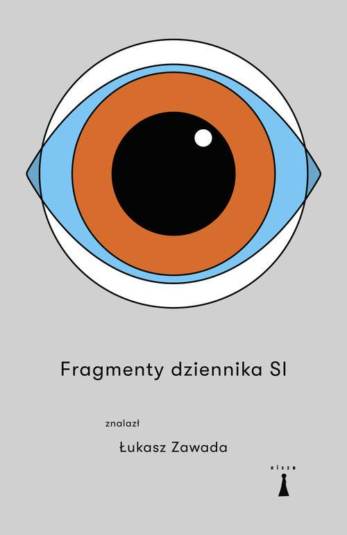 okładka Fragmenty dziennika SI, Książka | Zawada Łukasz