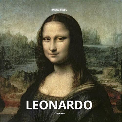 okładka Leonardo, Książka   Kiecol Daniel