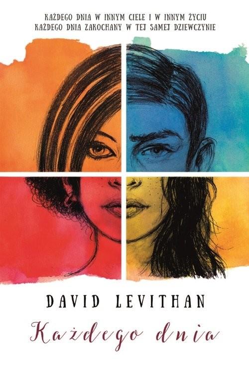 okładka Każdego dnia, Książka | David Levithan