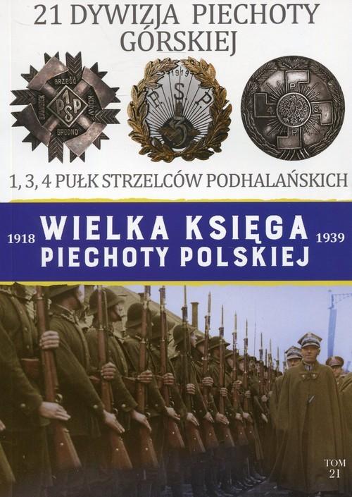okładka 21 Dywizja Piechoty Górskiejksiążka |  | Praca Zbiorowa