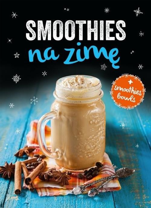 okładka Smoothies na zimę, Książka |