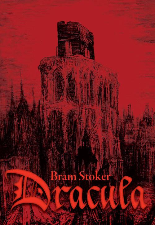 okładka Dracula. KsiążkaStoker Bram