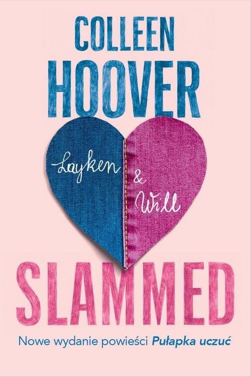 okładka Slammed, Książka | Hoover Colleen