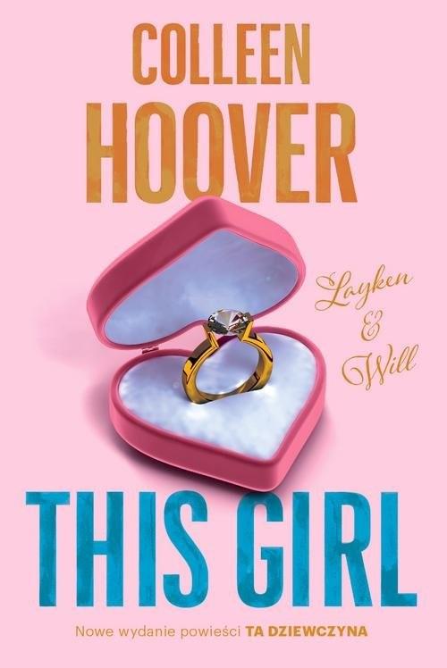 okładka This Girl, Książka | Hoover Colleen