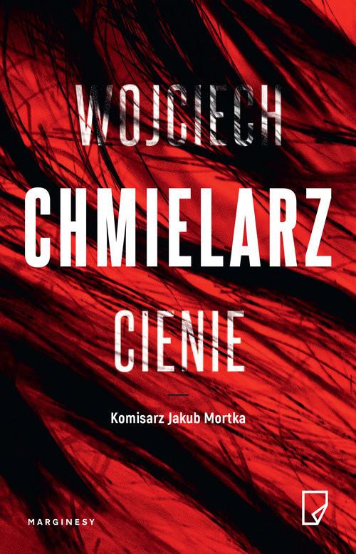 okładka Cienieksiążka      Chmielarz Wojciech