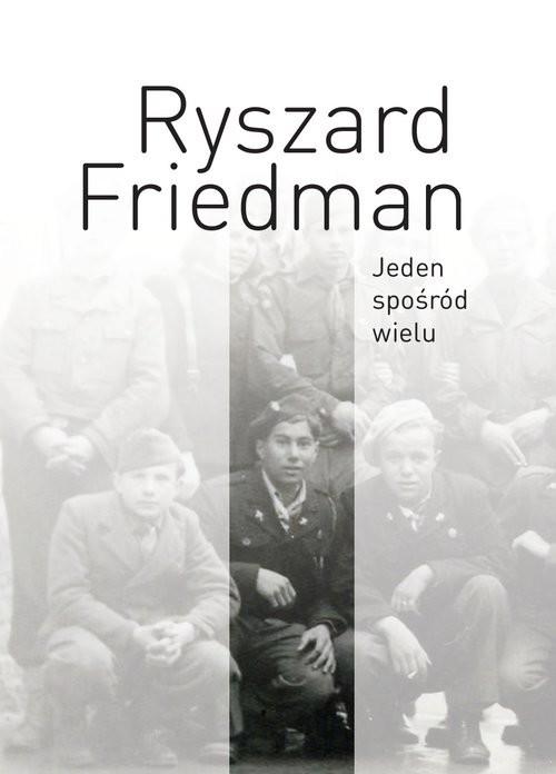 okładka Jeden spośród wielu, Książka | Friedman Ryszard