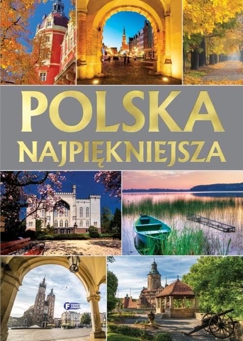 okładka Polska najpiękniejsza, Książka |